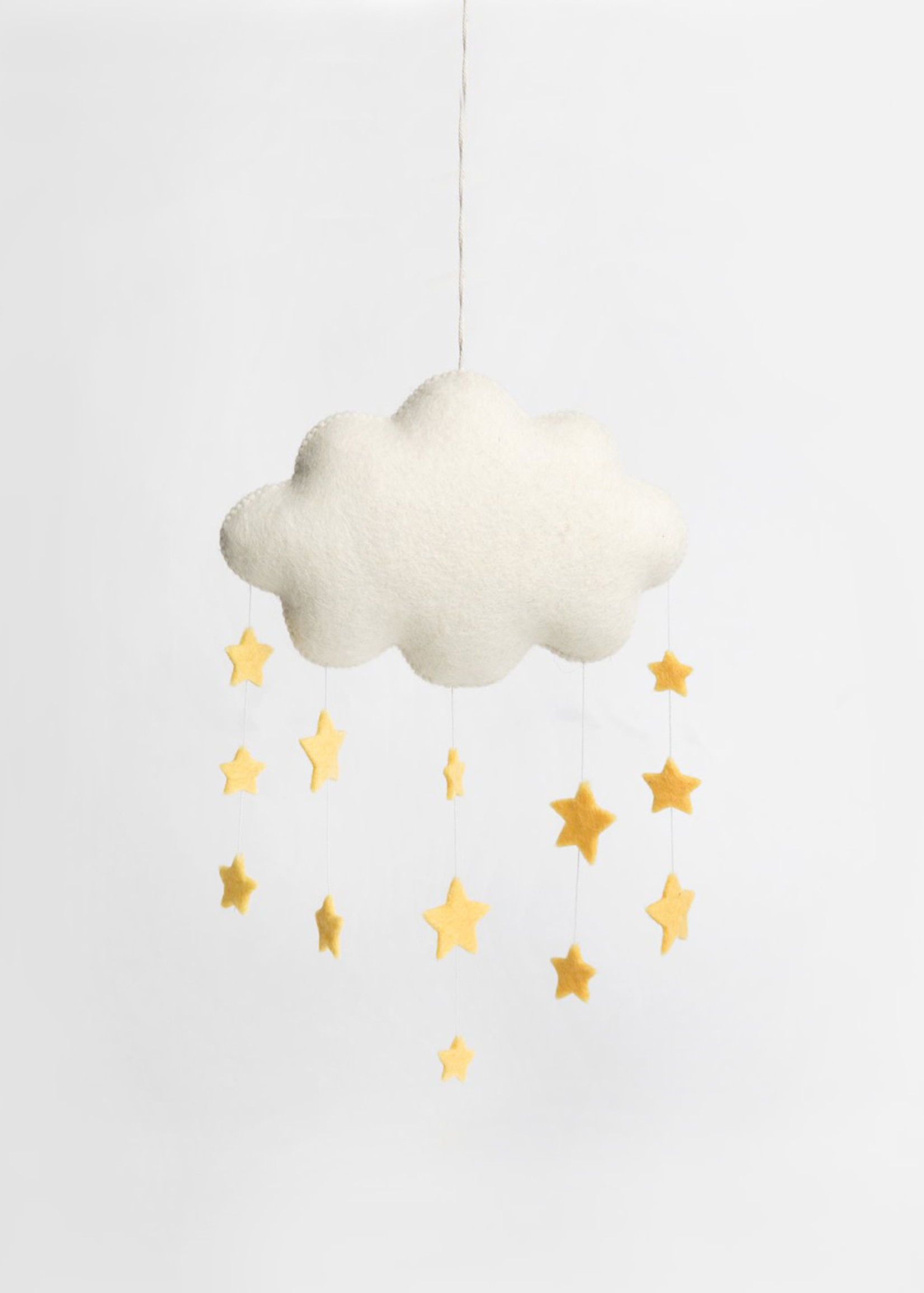 Craftspring Twinkle Star Cloud small Ornament
