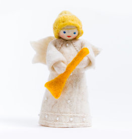 Craftspring Little Horn Angel Ornament