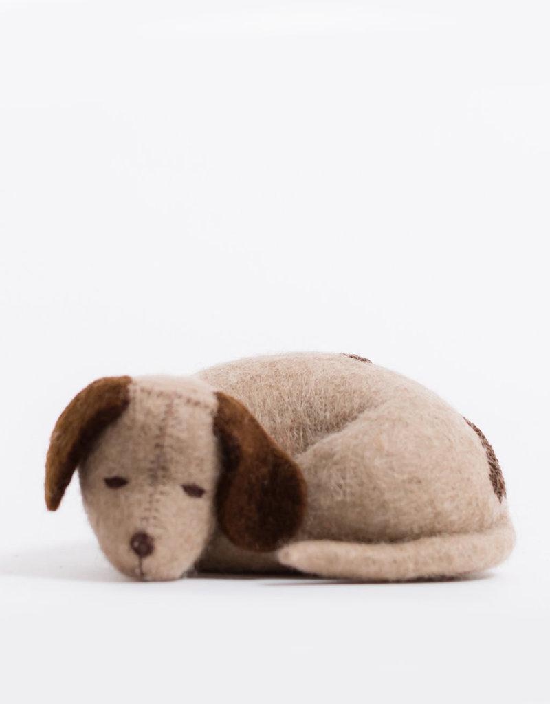 Craftspring Snuggle Puppy Ornament