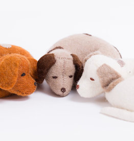 Craftspring Snuggle Puppy Ornament