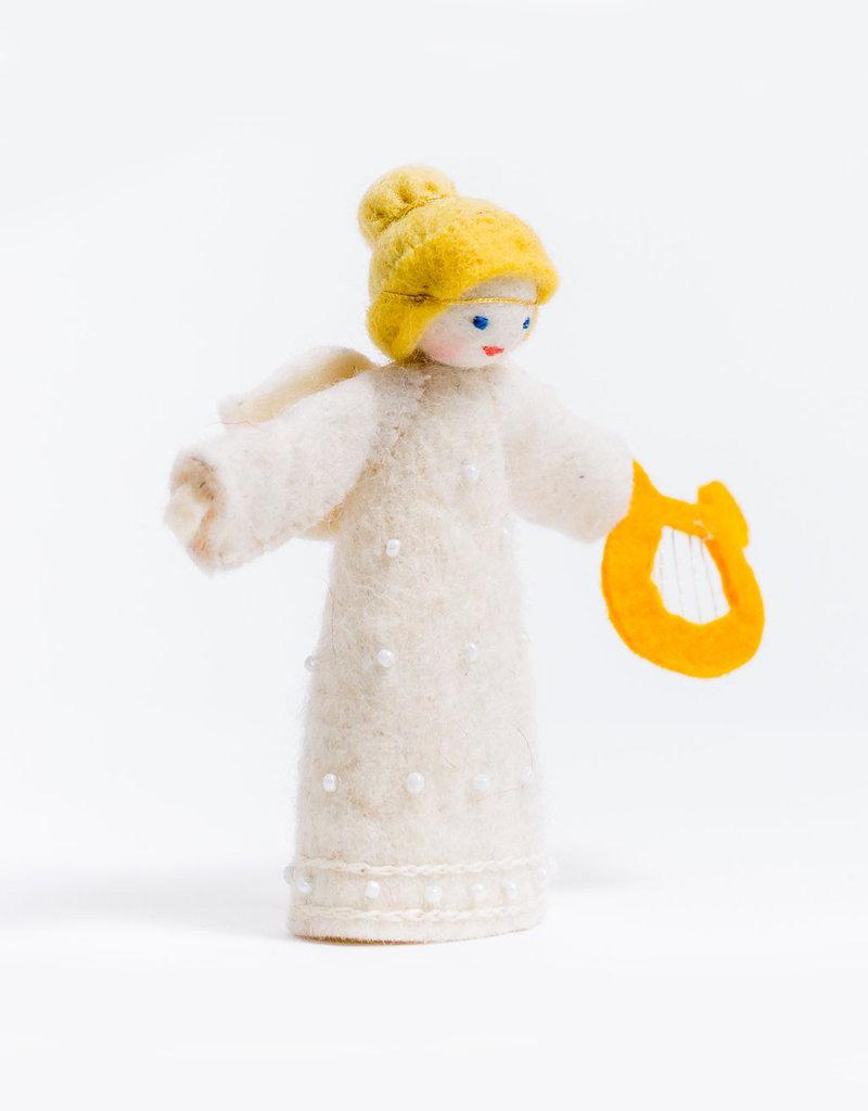 Craftspring Little Harp Angel Ornament