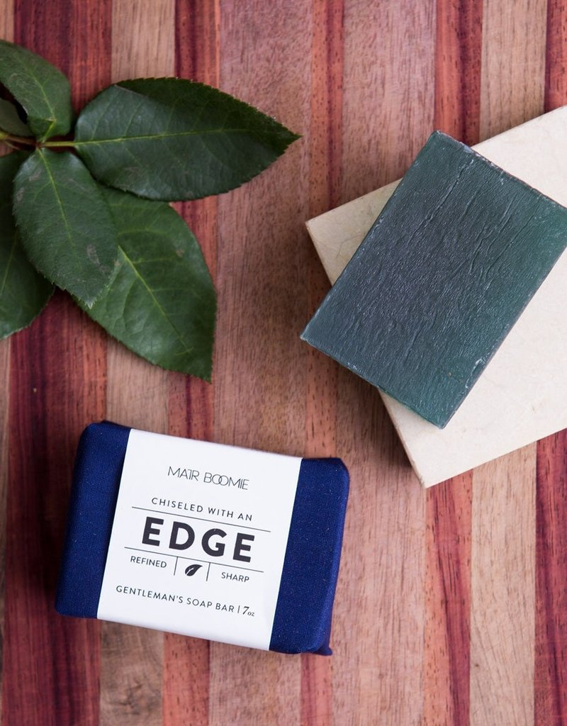 Matr Boomie Gentleman's Soap: Edge