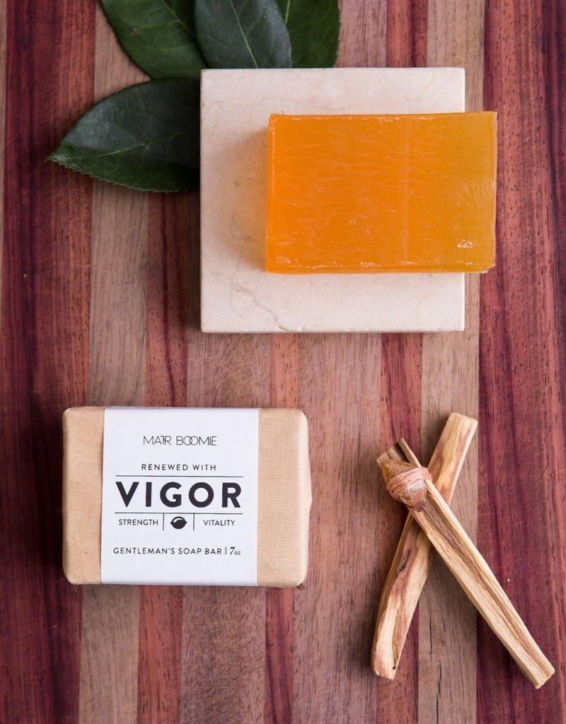 Matr Boomie Gentleman's Soap: Vigor