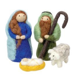 dZi Holy Night Nativity
