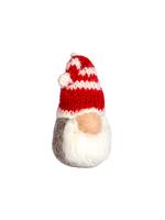 dZi Red Hat Gnome Ornament