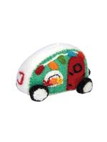 dZi Retro Camper Ornament
