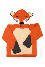 Kid's Fox Sweater