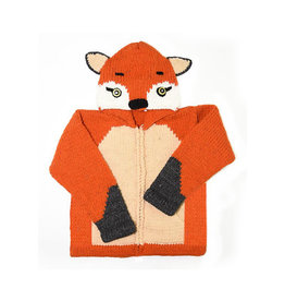 Kid's Fox Sweater