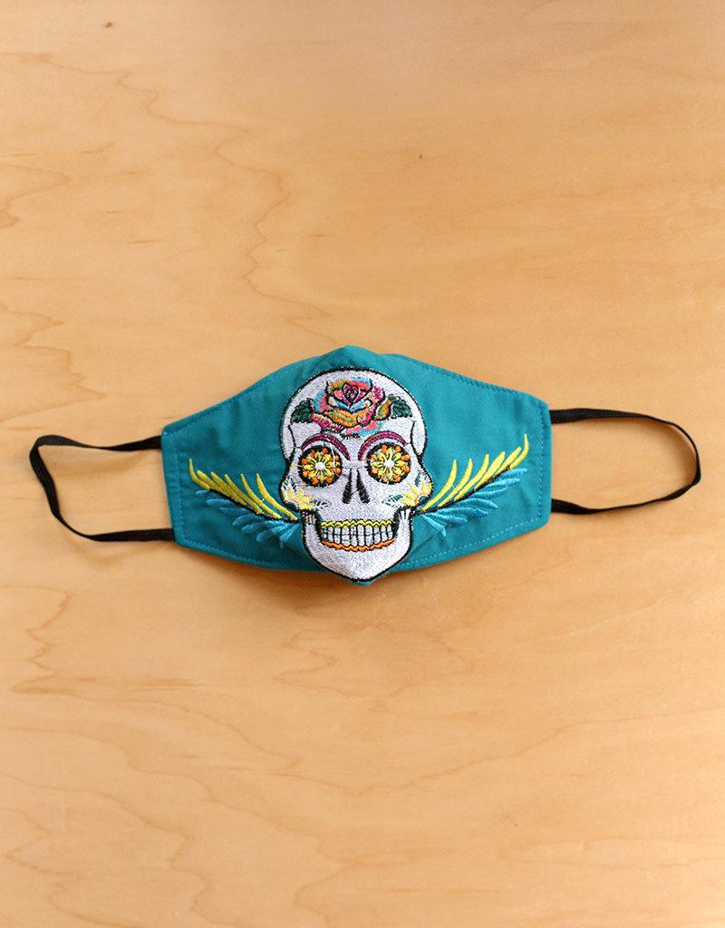 Sugar Skull Face Mask