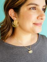 Belart Elderberry Earrings