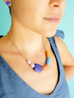 Global Mamas Kalahari Rainbow Necklace