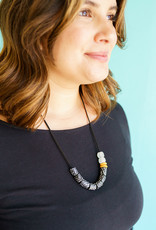 Global Mamas Left of Center Necklace