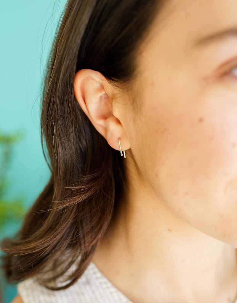 Forai Indra Staple Earrings