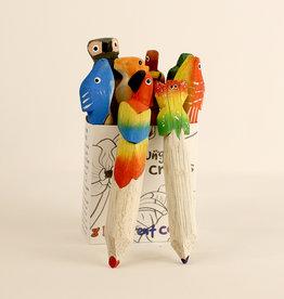 Boxed Balsa Crayons