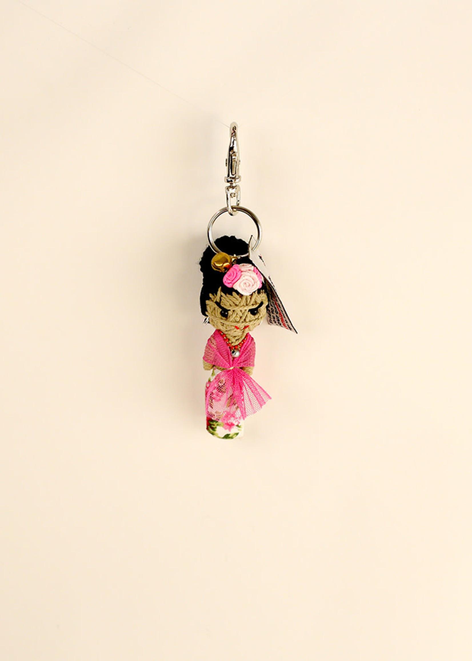 Frida String Doll
