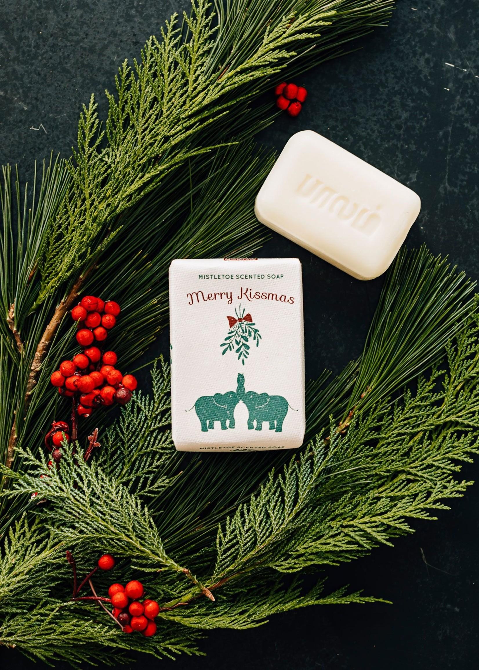 Mistletoe Soap
