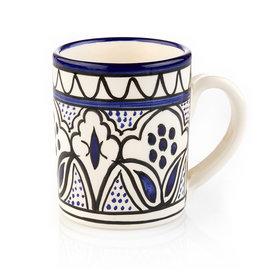 Jasmine Blue Mug