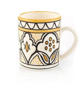 Jasmine Yellow Mug