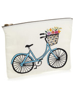 Bicycle Zipper Pouch