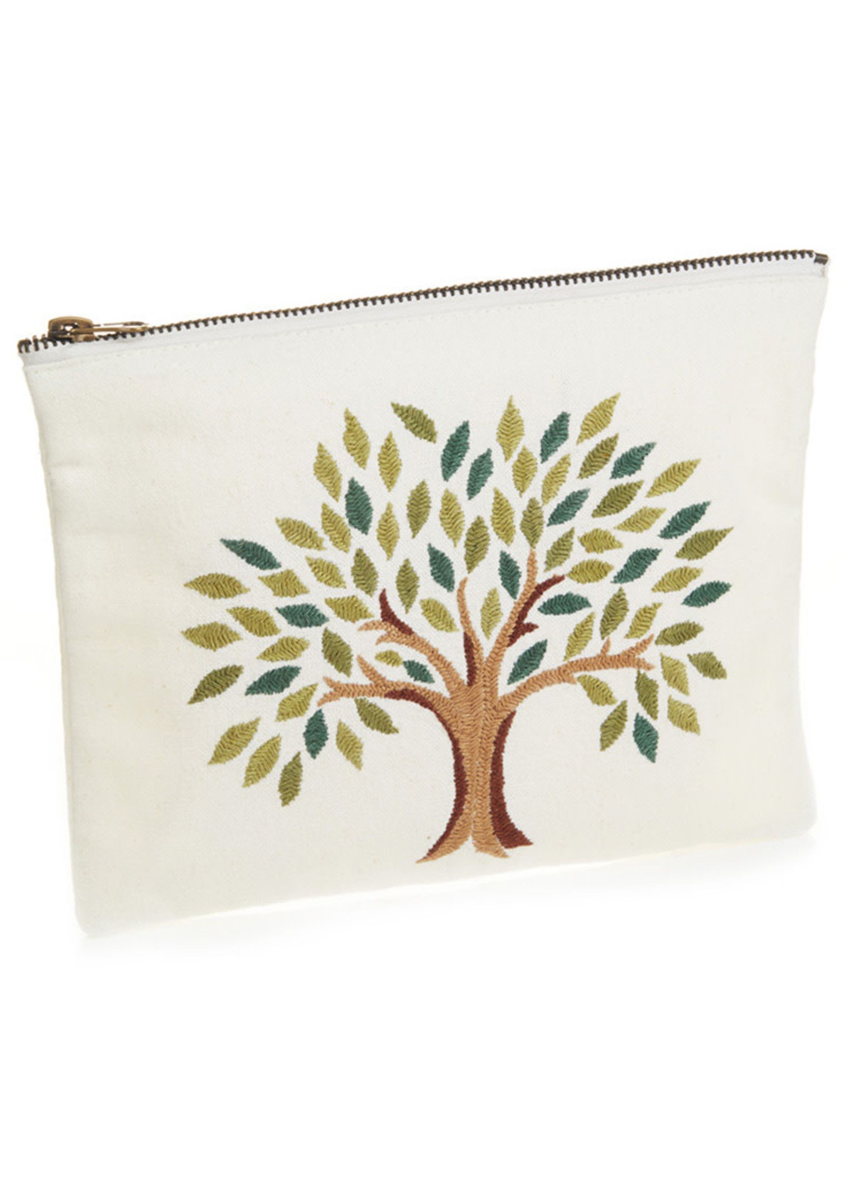 Tree of Life Zipper Pouch