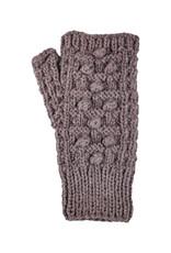 Pom Pom Wrist Warmers