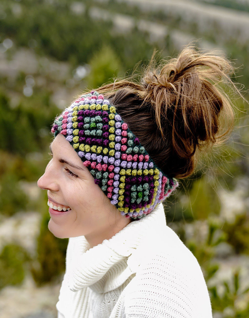 Diamond Ear Warmers