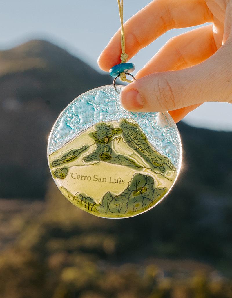 Cerro San Luis Ornament