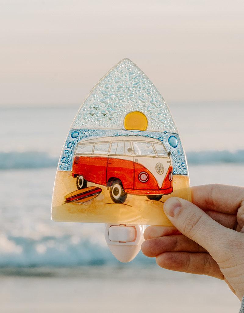 Surfer Van Night Light