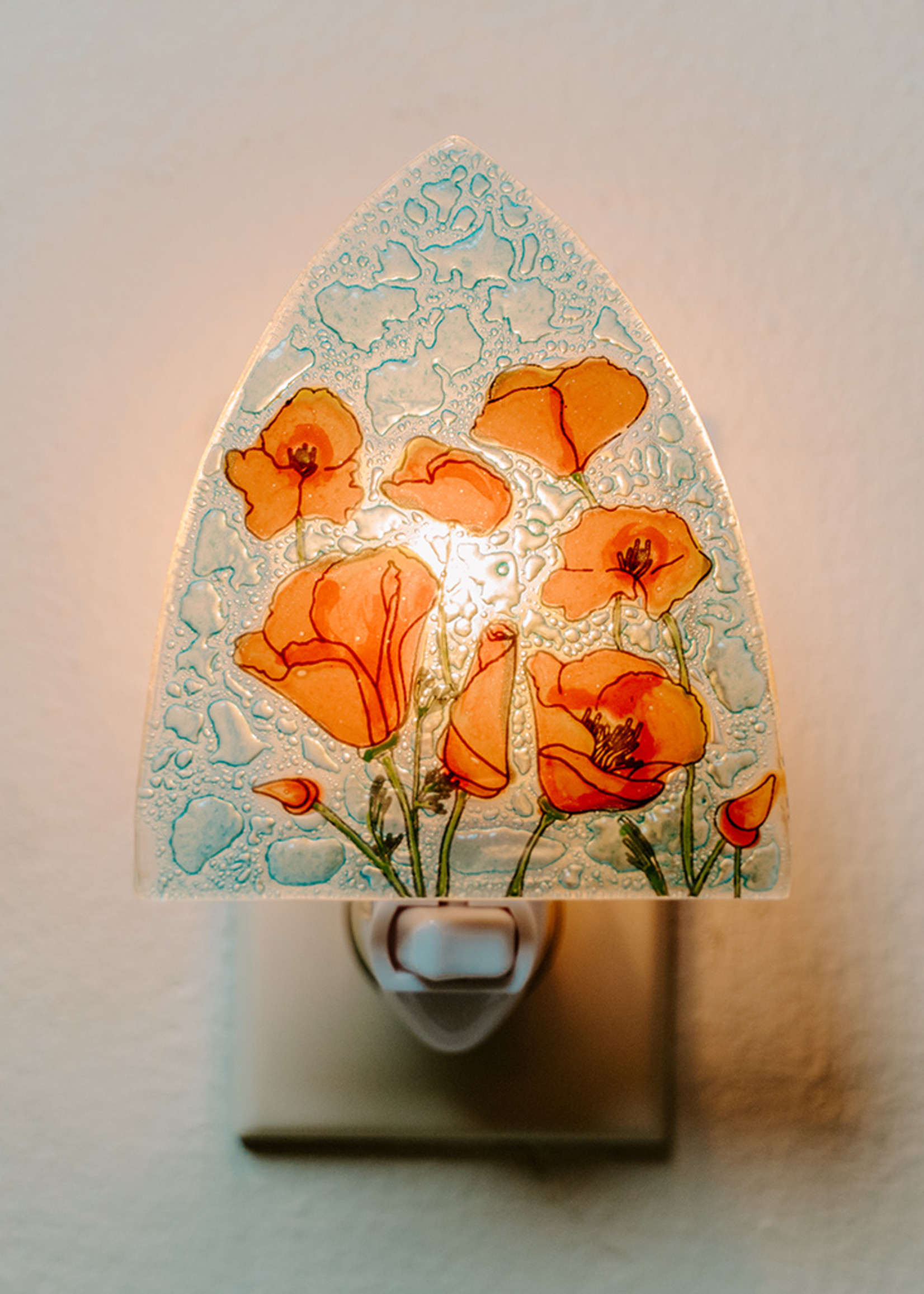 Poppy Night Light