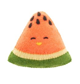Global Goods Partners Felt Watermelon Toy