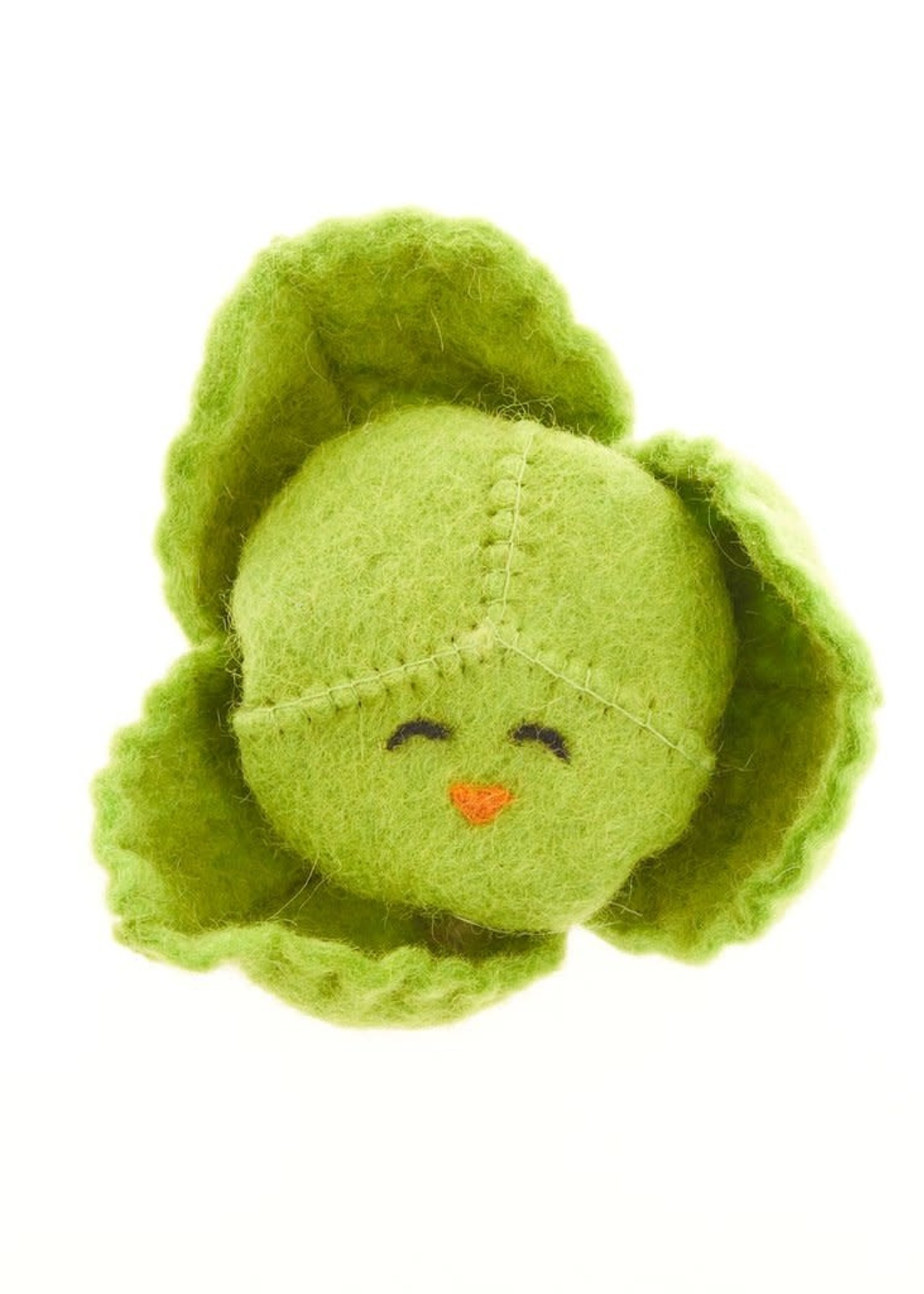 Global Goods Partners Felt Lettuce Toy