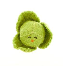 Global Goods Partners Felt Lettuce Toy