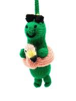 Global Goods Partners Party Dinosaur Ornament