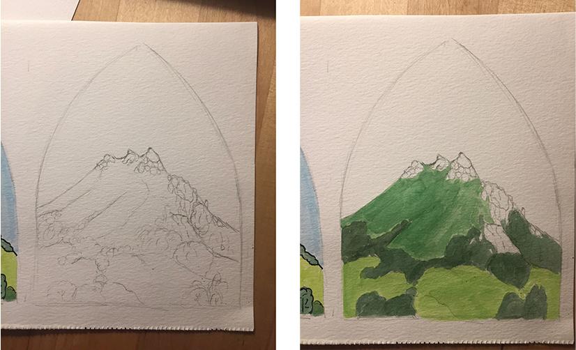 Bishop's Peak Design Process