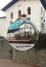 Mission San Luis Obispo Ornament
