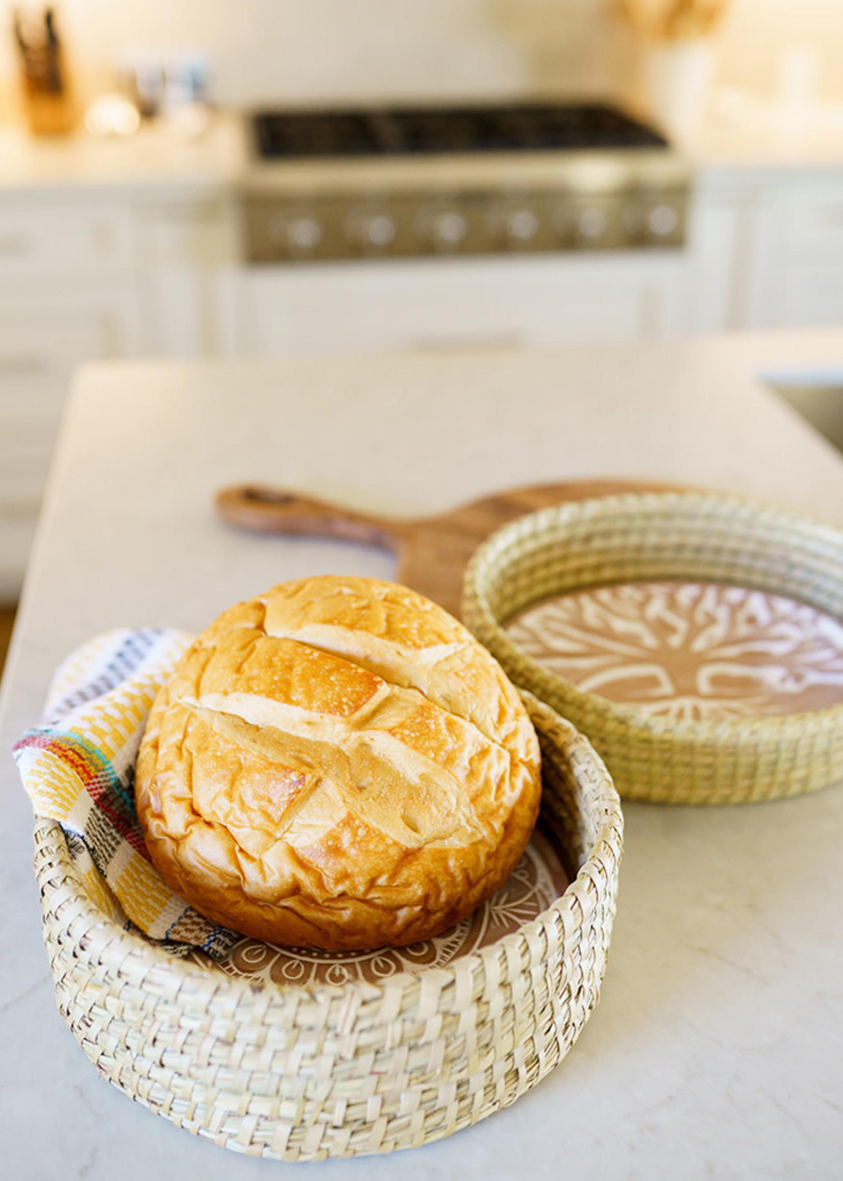 Mandala Bread Warmer