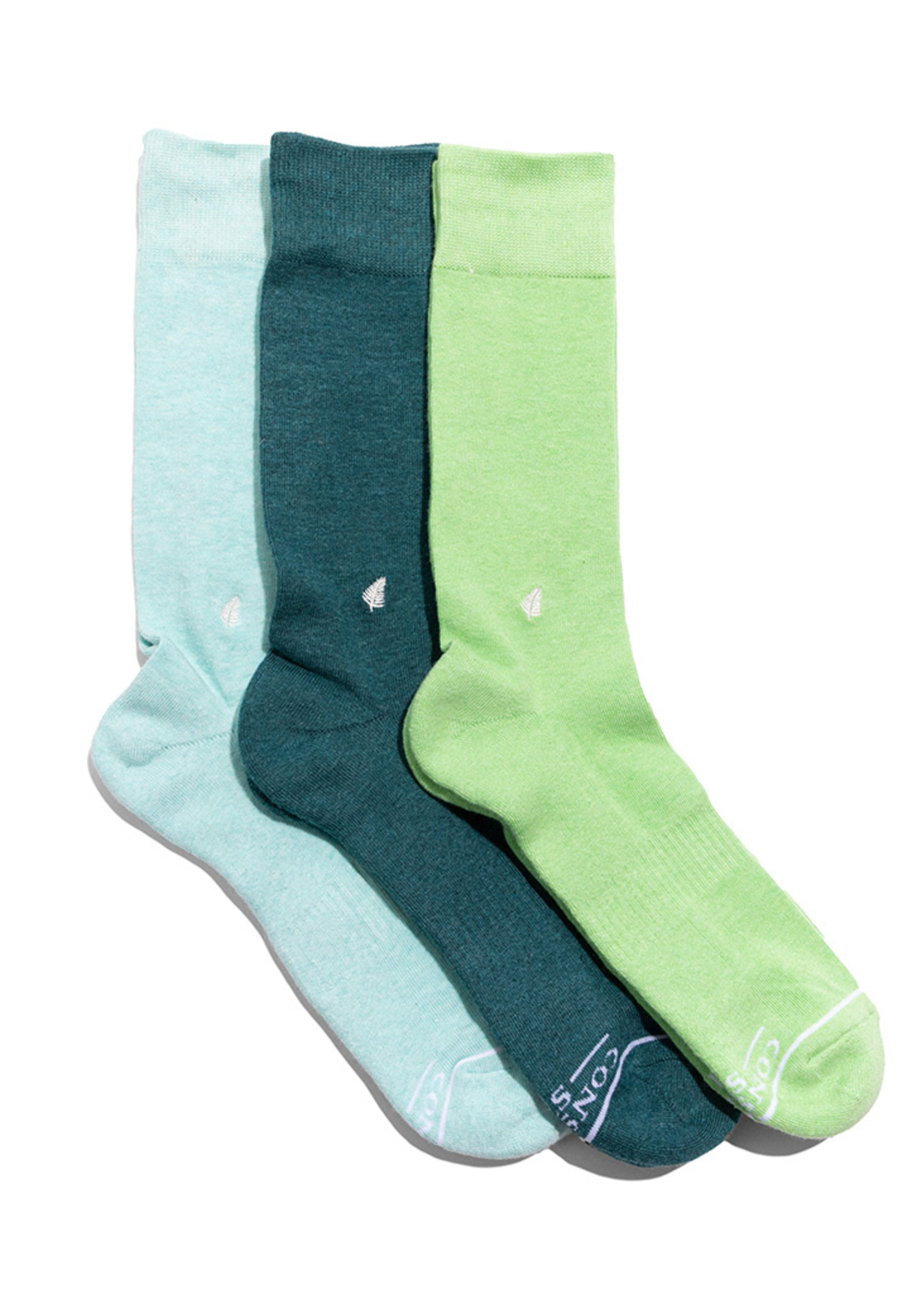 Conscious Step Women's Box of Socks That Protect Rainforests
