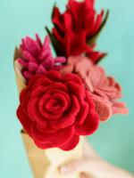 Global Goods Partners Passion Flower Bouquet