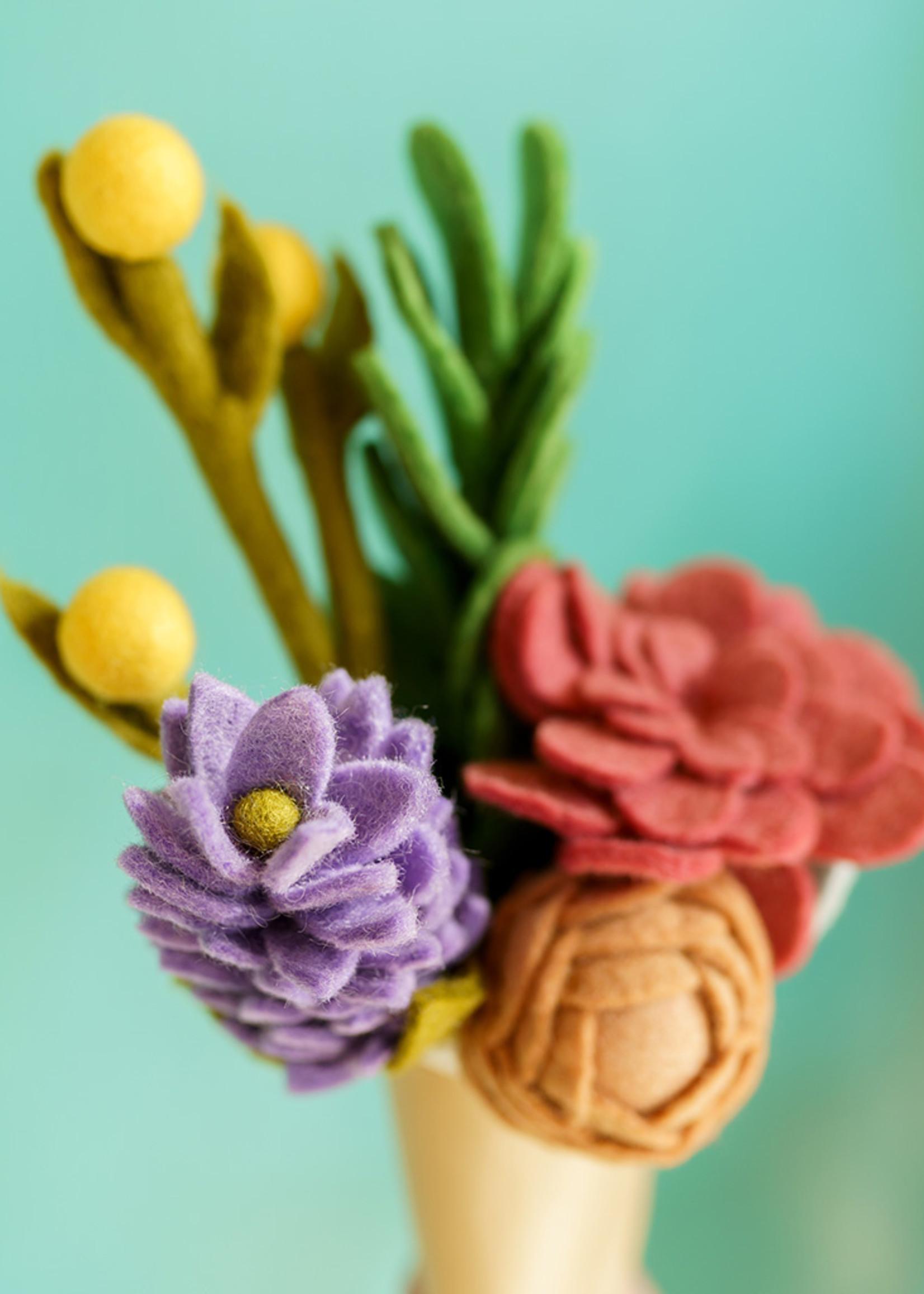 Global Goods Partners Spring Blossoms Flower Bouquet