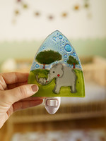 Enchanted Elephant Night Light
