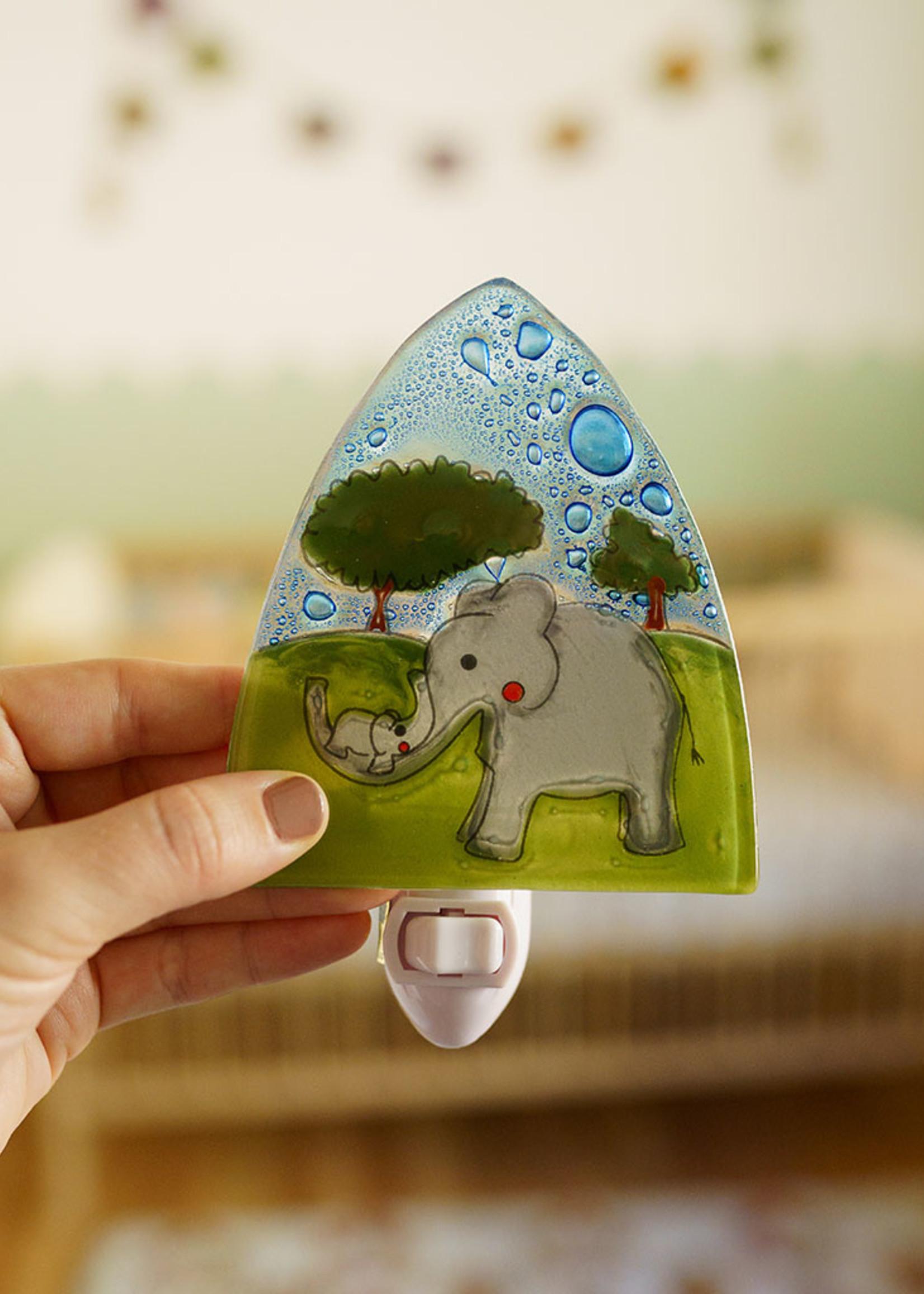 Enchanted Elephant Night Light