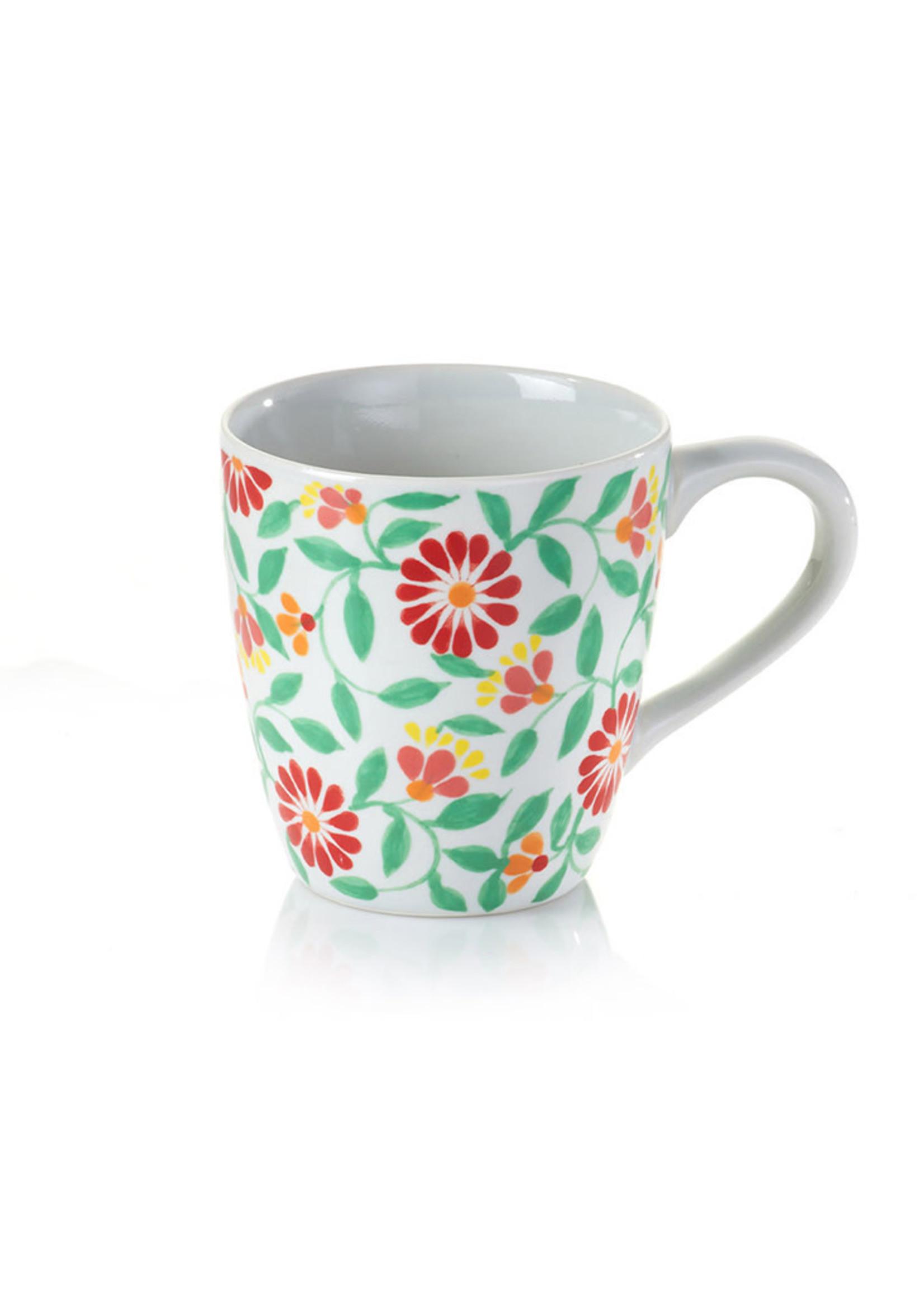 Bright Flower Mug