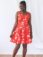 Global Mamas Poppy Wildflower Ava Dress