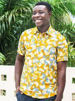 Global Mamas Mustard Mod Shirt