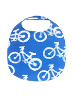Global Mamas Blue Bikes Bib
