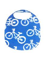 Global Mamas Blue Bikes Bib