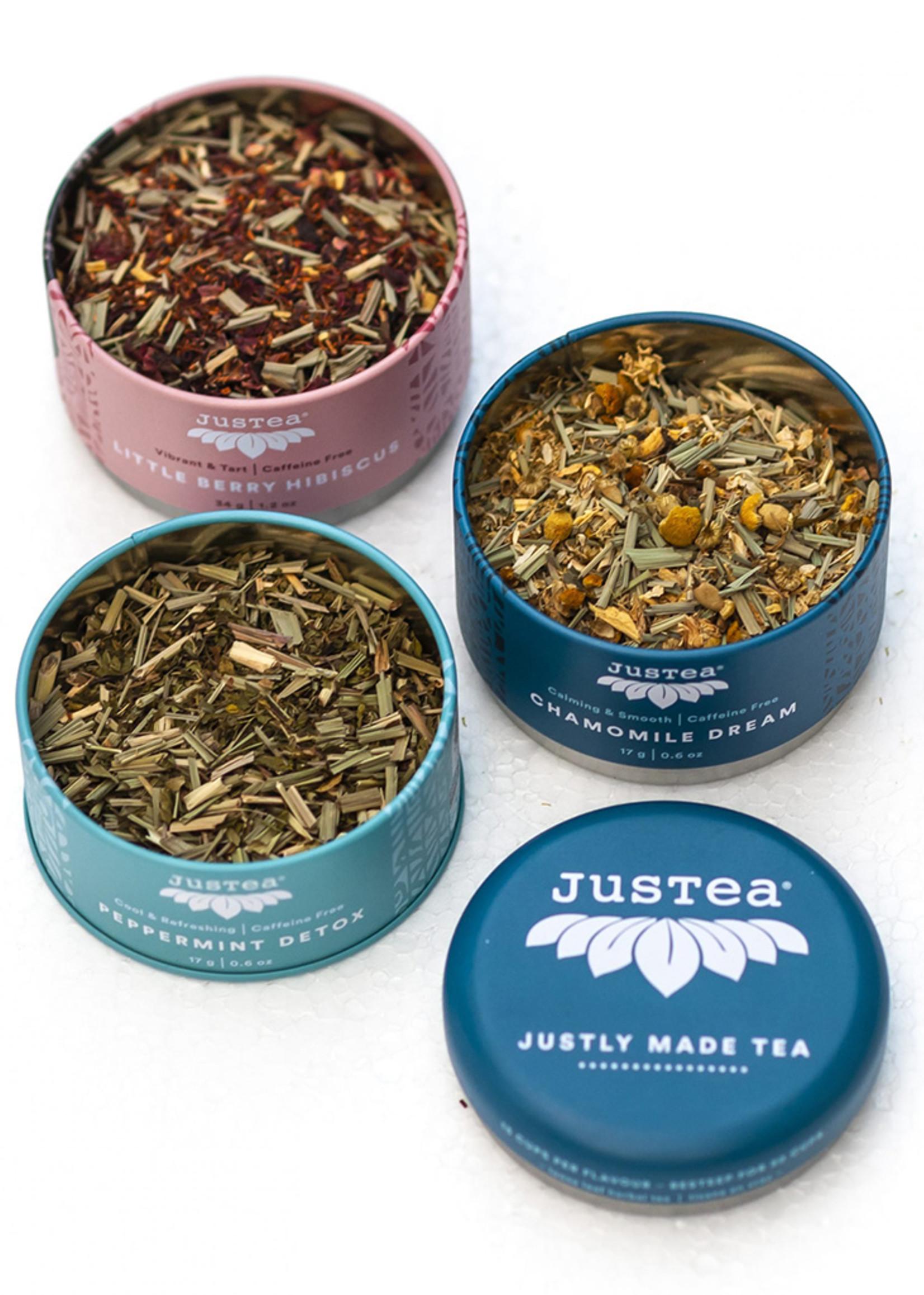 JusTea JusTea Herbal Tea Trio