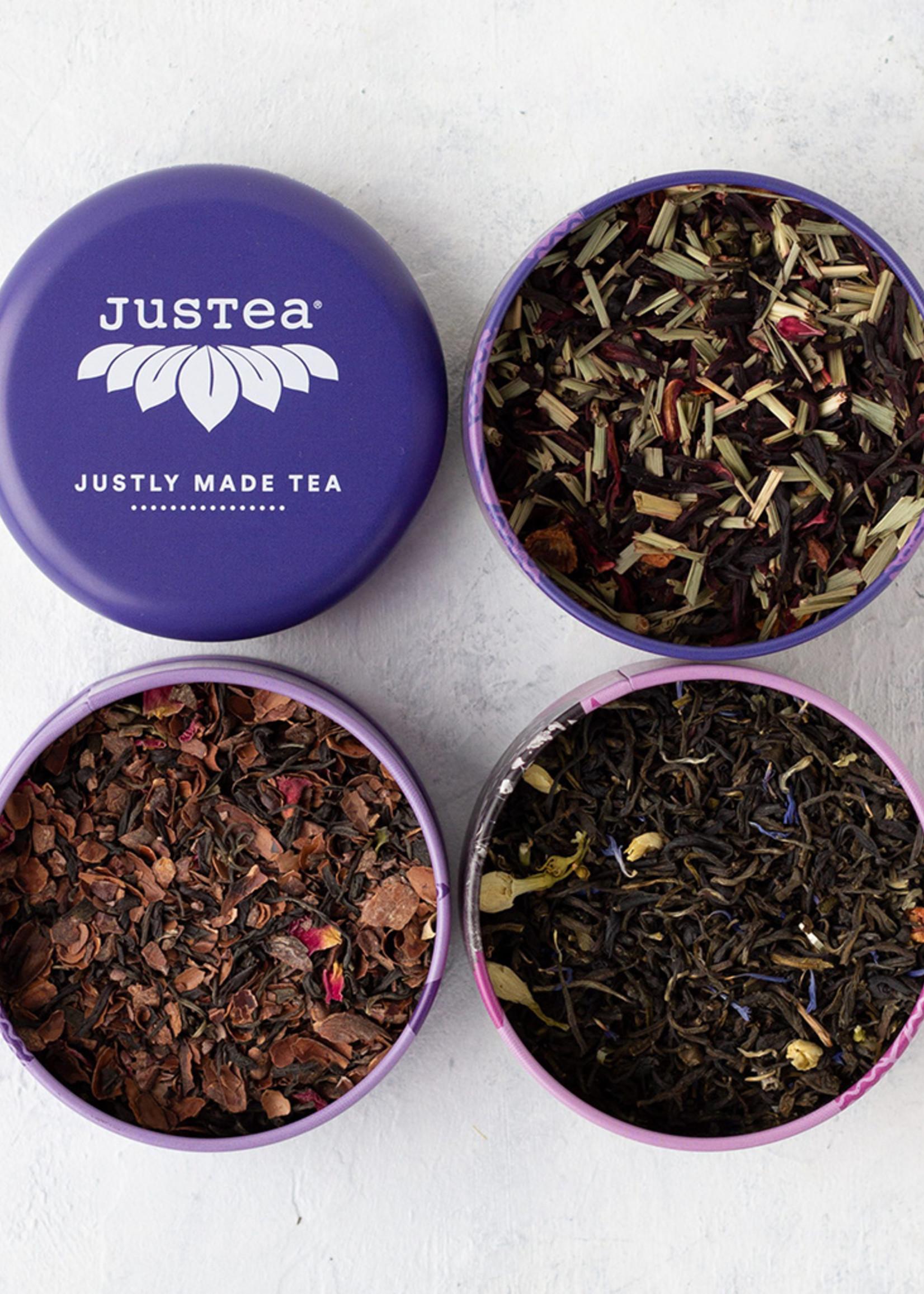 JusTea JusTea Purple Tea Trio