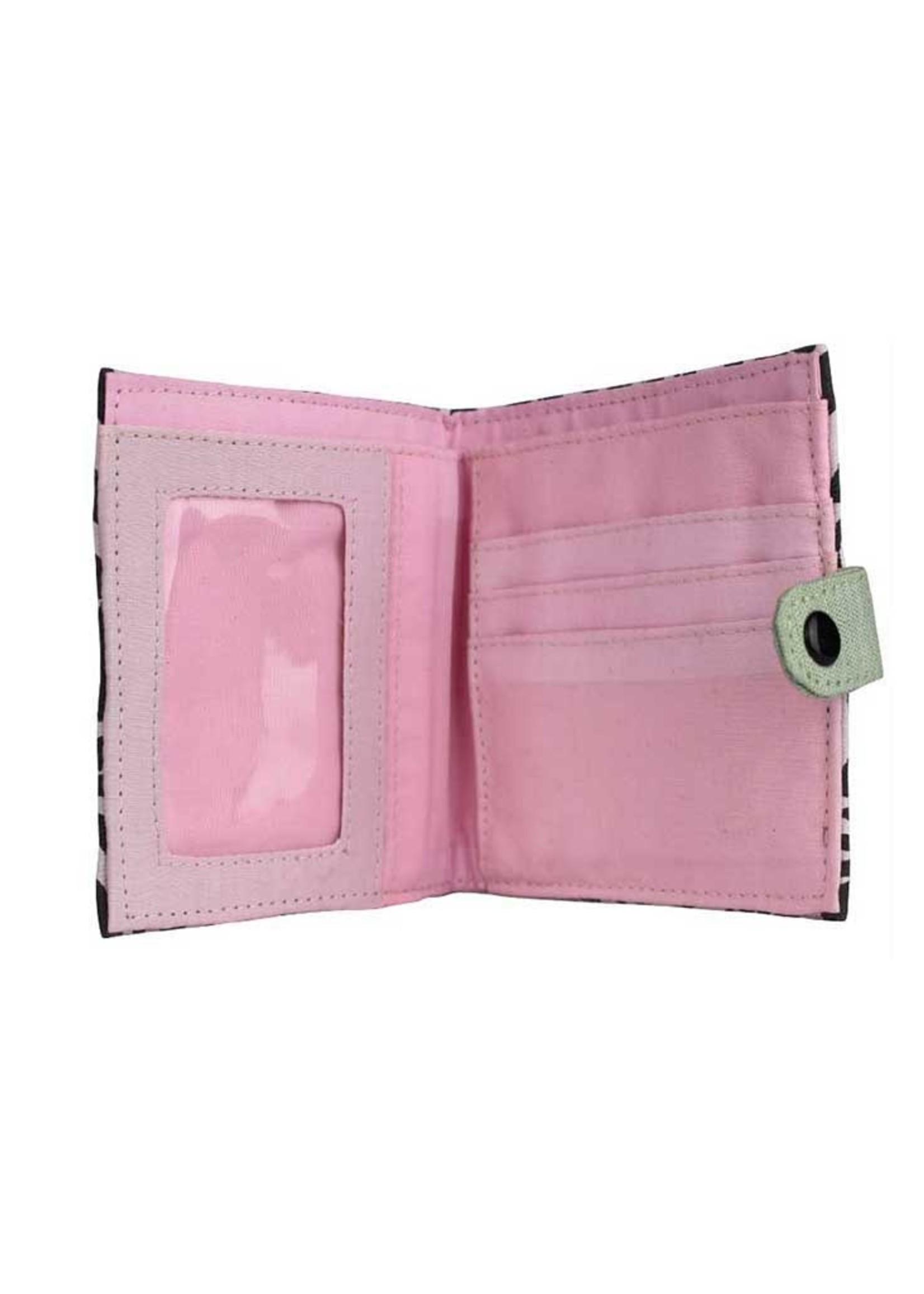 Malia Designs Square Cotton Wallet