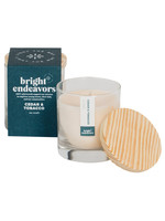Bright Endeavors Cedar & Tobacco Soy Candle